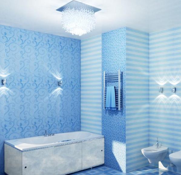 монтаж пвх панелей в ванной