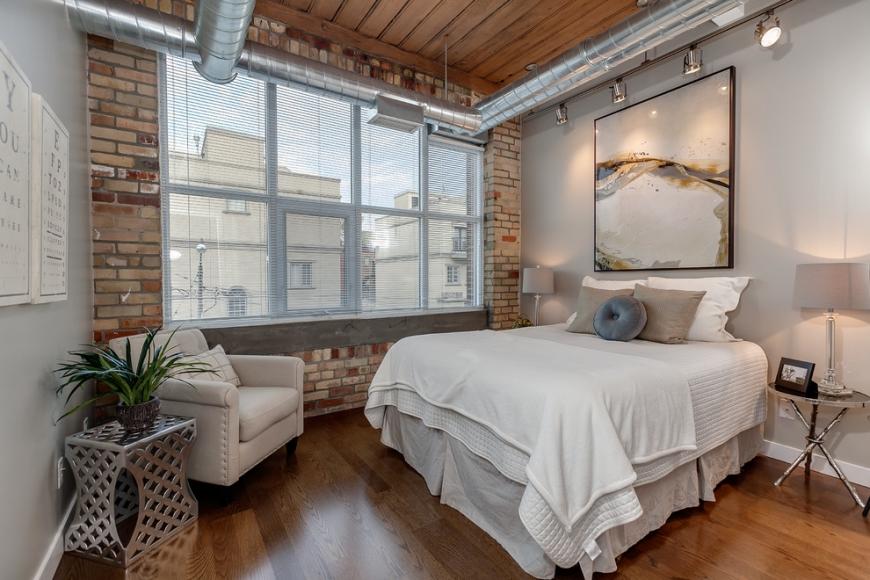 лофт стиль ремонта квартиры