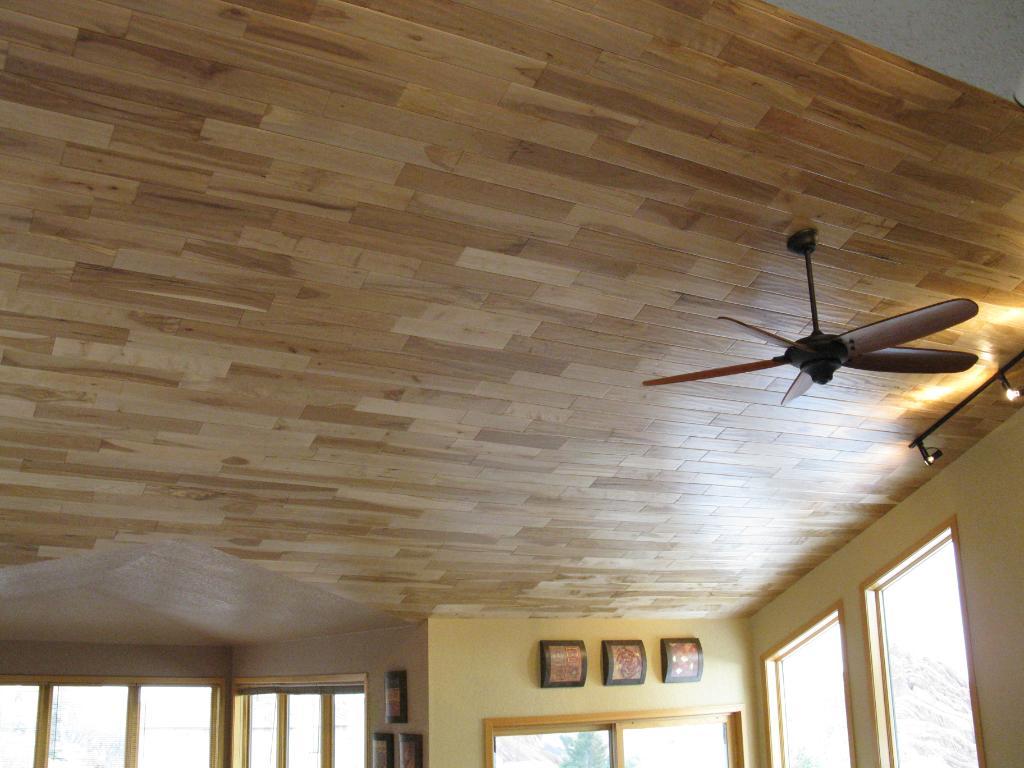 Потолок из ламината своими руками фото 61