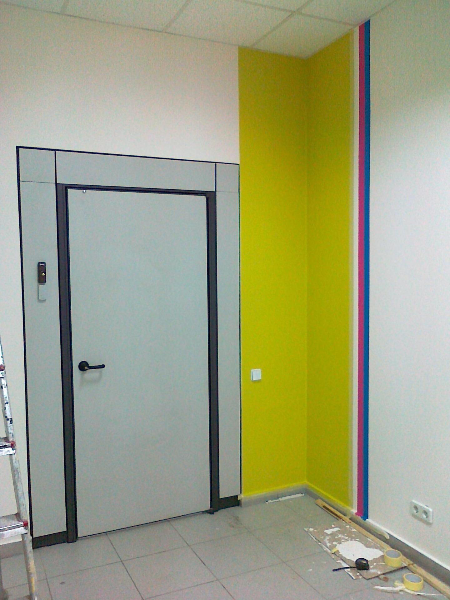 эконом ремонт офиса