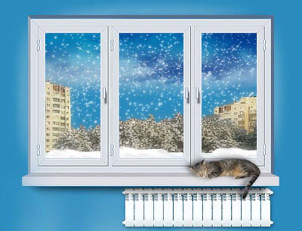 ремонт в зимнее время