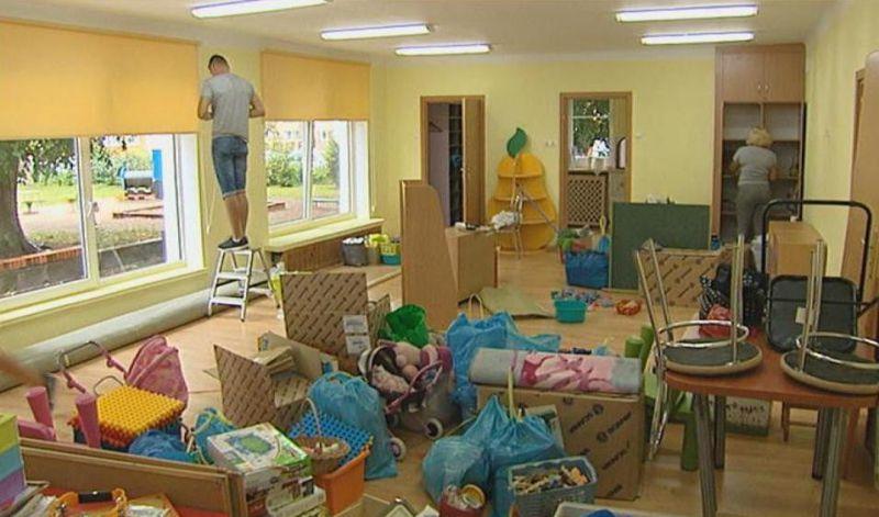 ремонт школ в москве