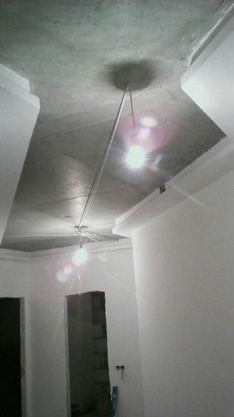 гкл потолки