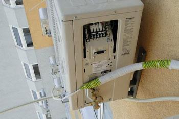 монтаж кондиционеров при ремонте квартиры
