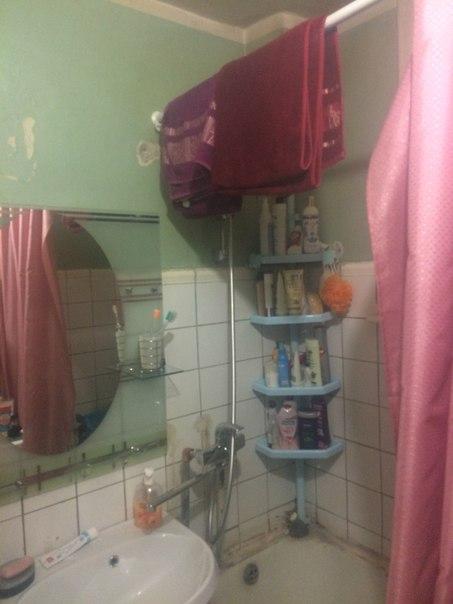 ремонт ванны в хрушевке