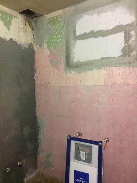 заделка окна ванны в хрущевке