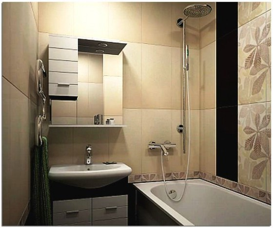 ремонт ванной в хрущевке недорого