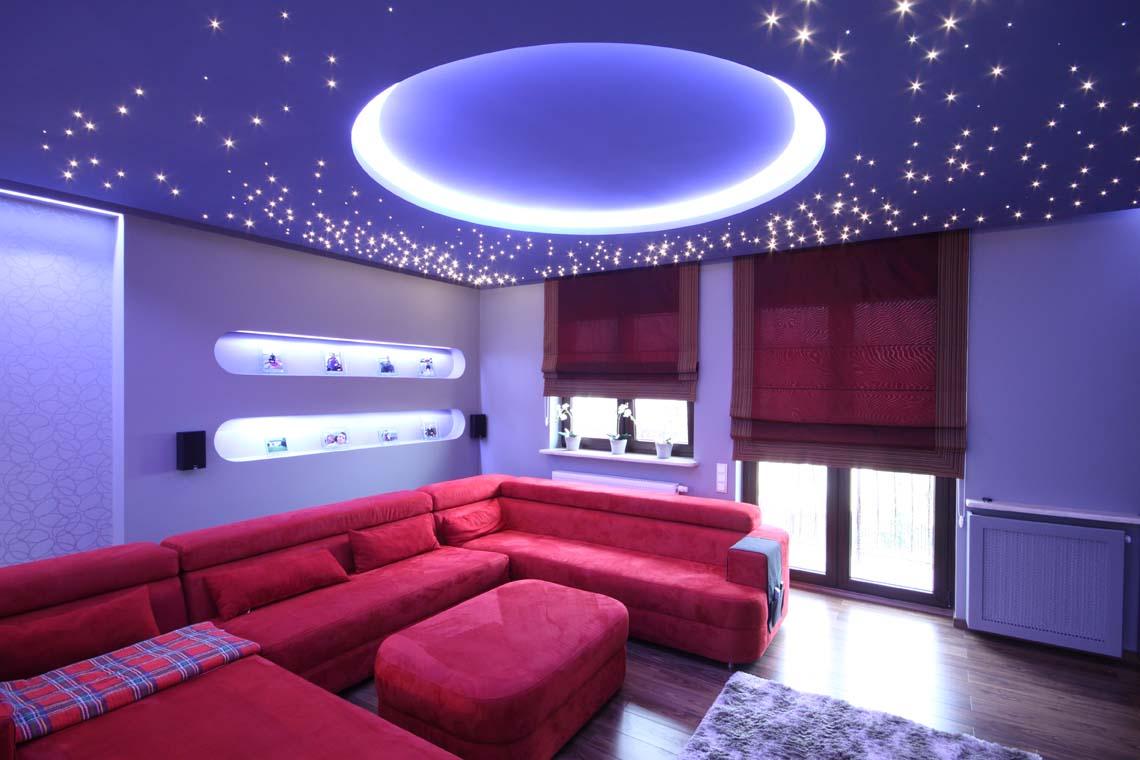 диодная подсветка в квартире