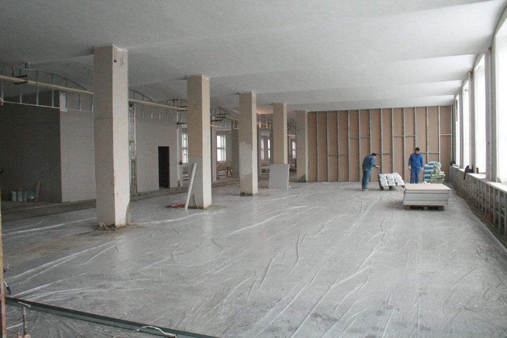 ремонт комерческих помещений