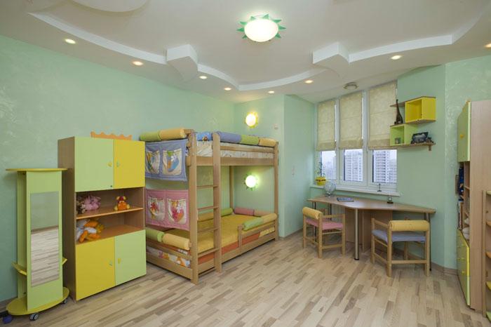 дешевый ремонт детской комнаты