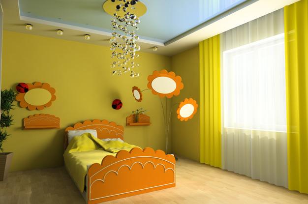 ремонт детской комнаты недорого и качественно