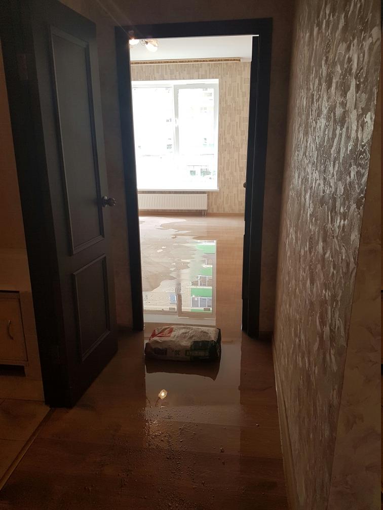 Ремонт после потопа