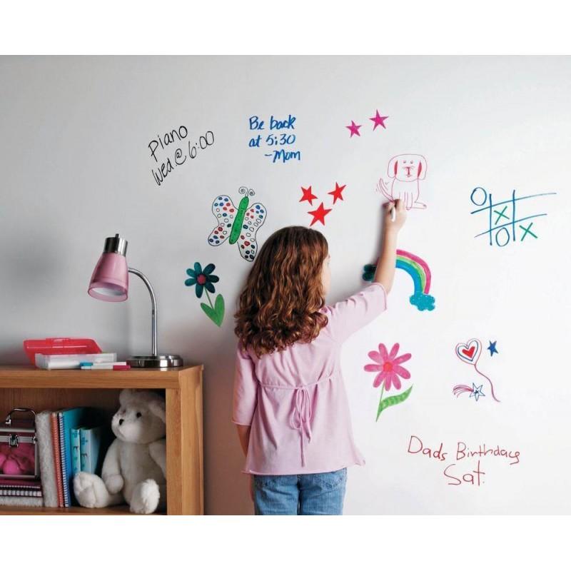 покраска стен маркерной краской