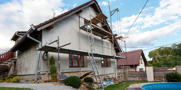 ремонт частного дома под ключ