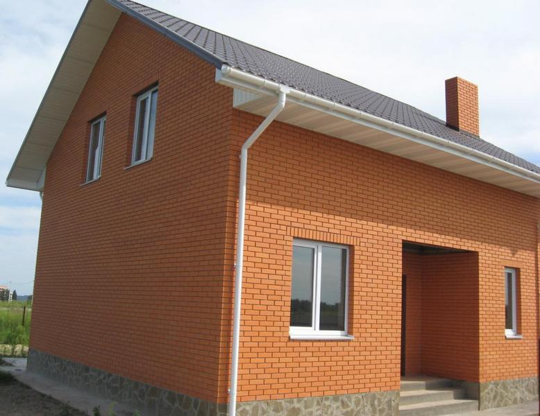 строительство кирпичного дома недорого