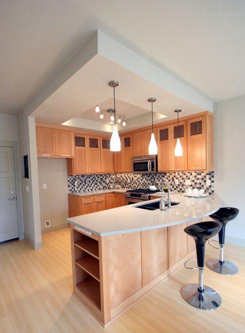 Дешевый ремонт кухни
