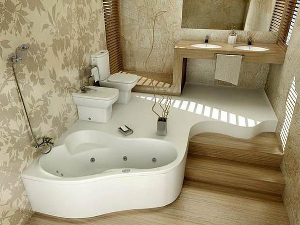 недорогой ремонт ванны