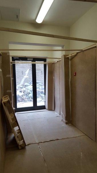 ремонт в барин хаус