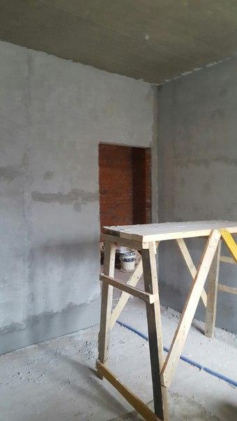 штукатурка стен барин хаус