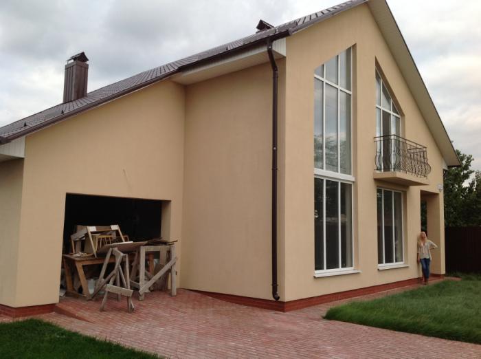 ремонт домов в москве