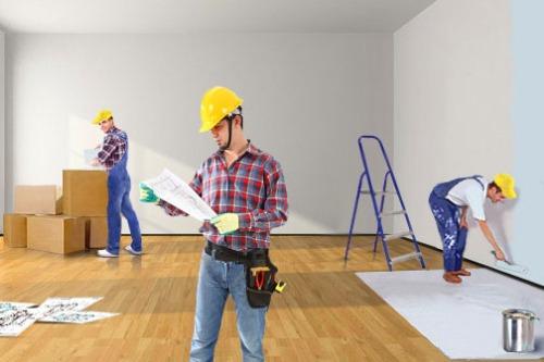 А составляете ли вы договор на ремонтные работы?